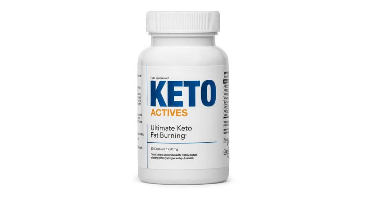 co to jest Keto Actives