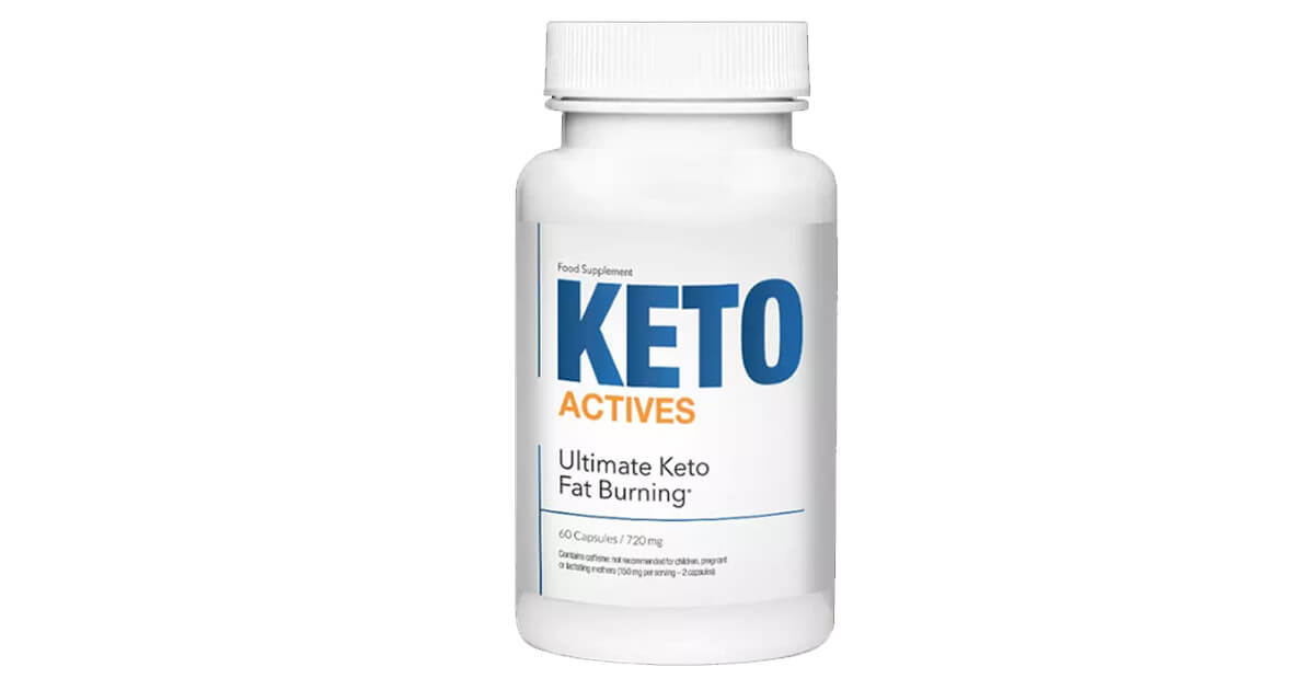 suplement Keto Actives